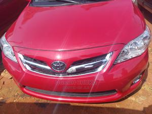 Toyota Corolla 2010 Red | Cars for sale in Lagos State, Oshodi