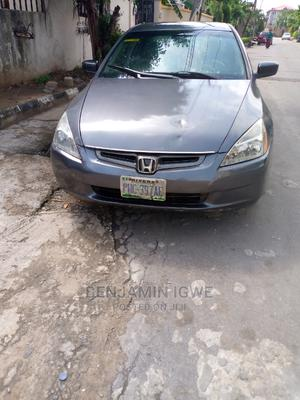 Honda Accord 2005 2.4 Type S Automatic Gold | Cars for sale in Lagos State, Yaba