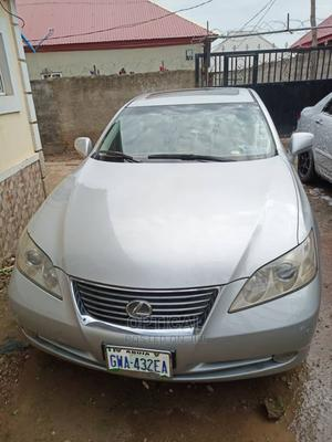 Lexus ES 2008 350 Silver | Cars for sale in Abuja (FCT) State, Lokogoma
