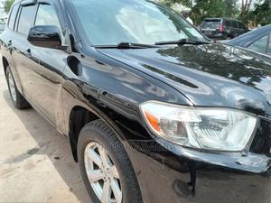 Toyota Highlander 2010 Limited Black   Cars for sale in Abuja (FCT) State, Central Business Dis