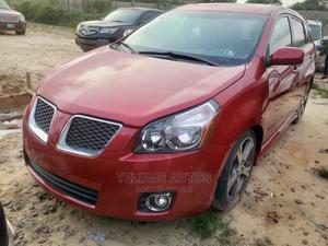 Pontiac Vibe 2010 2.4 GT Red | Cars for sale in Lagos State, Amuwo-Odofin