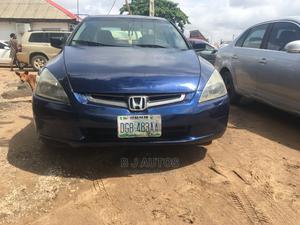 Honda Accord 2005 Blue | Cars for sale in Lagos State, Abule Egba