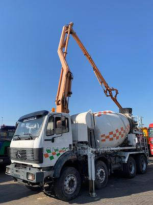 Clean Mercedes Concrete Pump for Sale | Heavy Equipment for sale in Lagos State, Ajah