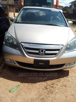 Honda Odyssey 2008 Touring Silver | Cars for sale in Oyo State, Ibadan