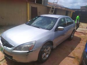 Honda Accord 2005 2.4 Type S Silver | Cars for sale in Lagos State, Alimosho