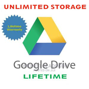 Unlimited Google Drive Lifetime Cloud Storage Account | Software for sale in Lagos State, Ojodu