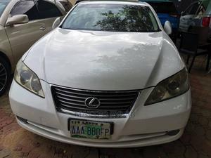 Lexus ES 2009 350 White | Cars for sale in Lagos State, Ajah