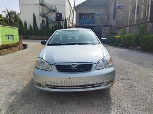 Toyota Corolla 2005 Silver | Cars for sale in Kaduna State, Kaduna / Kaduna State