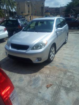 Toyota Matrix 2005 Silver   Cars for sale in Lagos State, Isolo