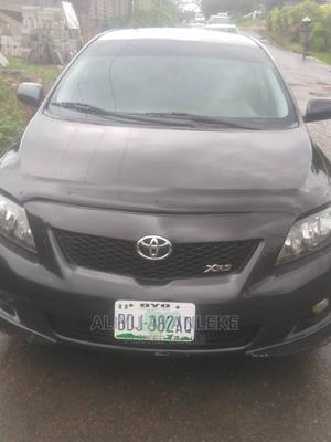 Toyota Corolla 2008 1.8 LE Black | Cars for sale in Oyo State, Ibadan