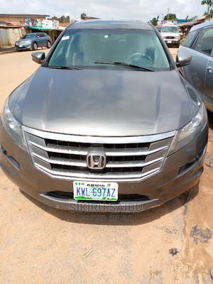 Honda Accord CrossTour 2011 EX-L AWD Gray | Cars for sale in Oyo State, Ibadan
