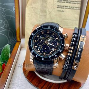 Men's Wristwatch With Bracelet | Watches for sale in Lagos State, Ikorodu