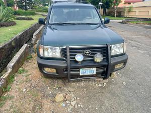 Toyota Land Cruiser 2002 Green   Cars for sale in Lagos State, Ikeja