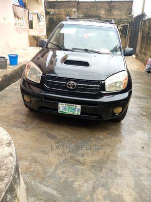 Toyota RAV4 2005 2.0 Automatic Black | Cars for sale in Lagos State, Egbe Idimu
