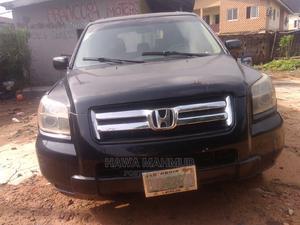 Honda Pilot 2005 EX 4x4 (3.5L 6cyl 5A) Black | Cars for sale in Edo State, Benin City
