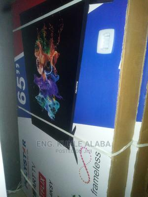 Polyster Curve Led Tv | TV & DVD Equipment for sale in Lagos State, Ojo