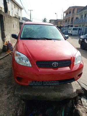 Toyota Matrix 2006 Red | Cars for sale in Lagos State, Mushin