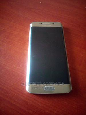 Samsung Galaxy S6 edge 32 GB Gold | Mobile Phones for sale in Kwara State, Ilorin West