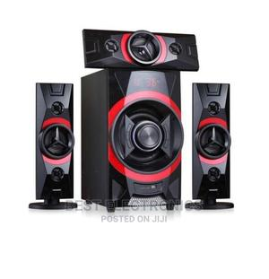 Hisonic 3.1ch Bluetooth Home Theatre System-Ms-6611bt   Audio & Music Equipment for sale in Abuja (FCT) State, Wuse 2