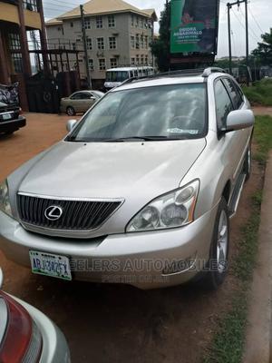 Lexus RX 2009 350 4x4 Silver | Cars for sale in Lagos State, Amuwo-Odofin