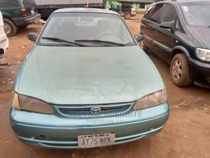 Toyota Corolla 1999 Green | Cars for sale in Lagos State, Alimosho
