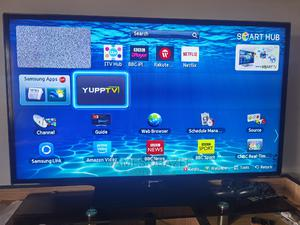 Samsung Smart TV 55 Inches | TV & DVD Equipment for sale in Lagos State, Alimosho