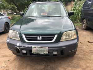 Honda CR-V 2000 2.0 Green | Cars for sale in Lagos State, Ipaja