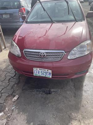 Toyota Corolla 2004 LE Red | Cars for sale in Delta State, Warri