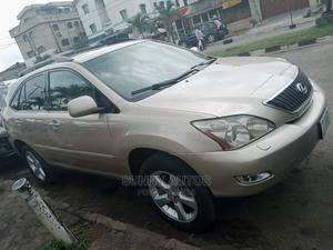 Lexus RX 2006 Gold | Cars for sale in Lagos State, Ikeja
