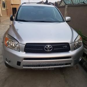 Toyota RAV4 2008 Limited V6 Silver   Cars for sale in Lagos State, Amuwo-Odofin