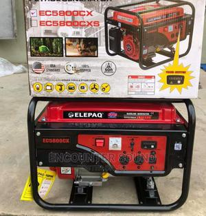 Elepaq Gasoline Generator   Electrical Equipment for sale in Lagos State, Ojo
