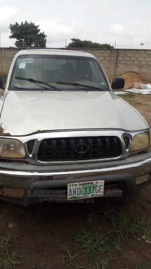 Toyota Tacoma 2001 Gray   Cars for sale in Ondo State, Akure