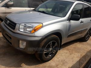 Toyota RAV4 2003 Automatic Silver | Cars for sale in Lagos State, Ipaja