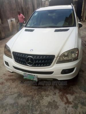 Mercedes-Benz M Class 2007 White | Cars for sale in Lagos State, Ifako-Ijaiye