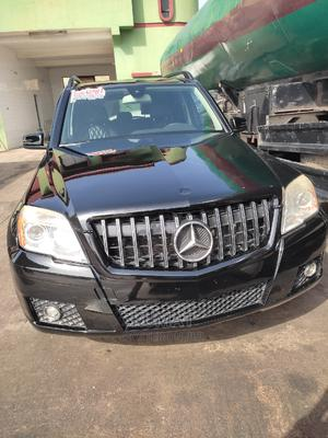 Mercedes-Benz GLK-Class 2012 350 4MATIC Black | Cars for sale in Lagos State, Alimosho