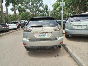 Lexus RX 2004 330 Silver | Cars for sale in Abuja (FCT) State, Asokoro