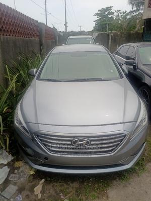 Hyundai Sonata 2017 Silver | Cars for sale in Lagos State, Amuwo-Odofin