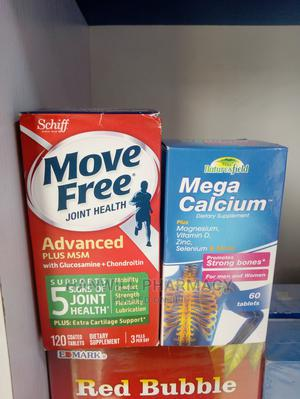 Move Free Joint Health/Nature's Field Mega Calcium | Vitamins & Supplements for sale in Lagos State, Ikoyi