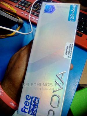 New Tecno Pova 128 GB Black   Mobile Phones for sale in Lagos State, Ikeja