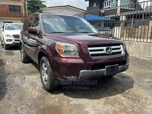 Honda Pilot 2007 Red | Cars for sale in Lagos State, Ikeja
