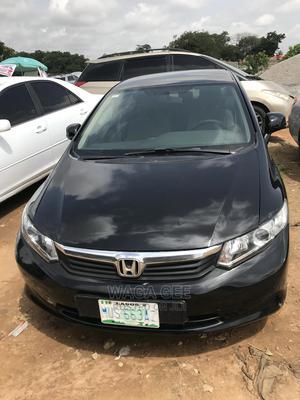 Honda Civic 2005 Black   Cars for sale in Abuja (FCT) State, Gaduwa