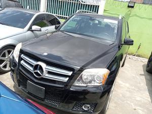 Mercedes-Benz GLK-Class 2010 350 4MATIC Black   Cars for sale in Lagos State, Ifako-Ijaiye