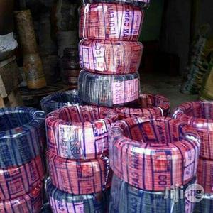 Red And Black Single Wires Nigeria Made | Electrical Equipment for sale in Lagos State, Lekki