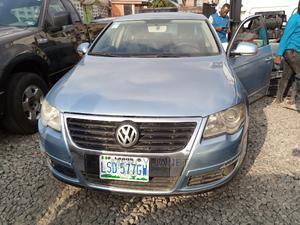 Volkswagen Passat 2004 1.8 T Automatic Blue | Cars for sale in Lagos State, Ifako-Ijaiye