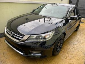 Honda Accord 2012 Sedan EX Black   Cars for sale in Lagos State, Surulere