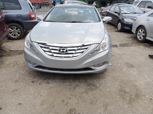 Hyundai Sonata 2012 Blue | Cars for sale in Lagos State, Ikeja