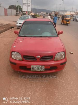 Nissan Micra 2005 Red | Cars for sale in Abuja (FCT) State, Durumi