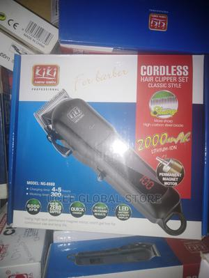Kiki Rechargeable Clipper | Tools & Accessories for sale in Lagos State, Ikeja