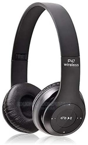 P47 Wireless Headphones   Headphones for sale in Lagos State, Ikeja