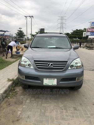 Lexus GX 2005 470 Sport Utility Gray   Cars for sale in Lagos State, Lekki